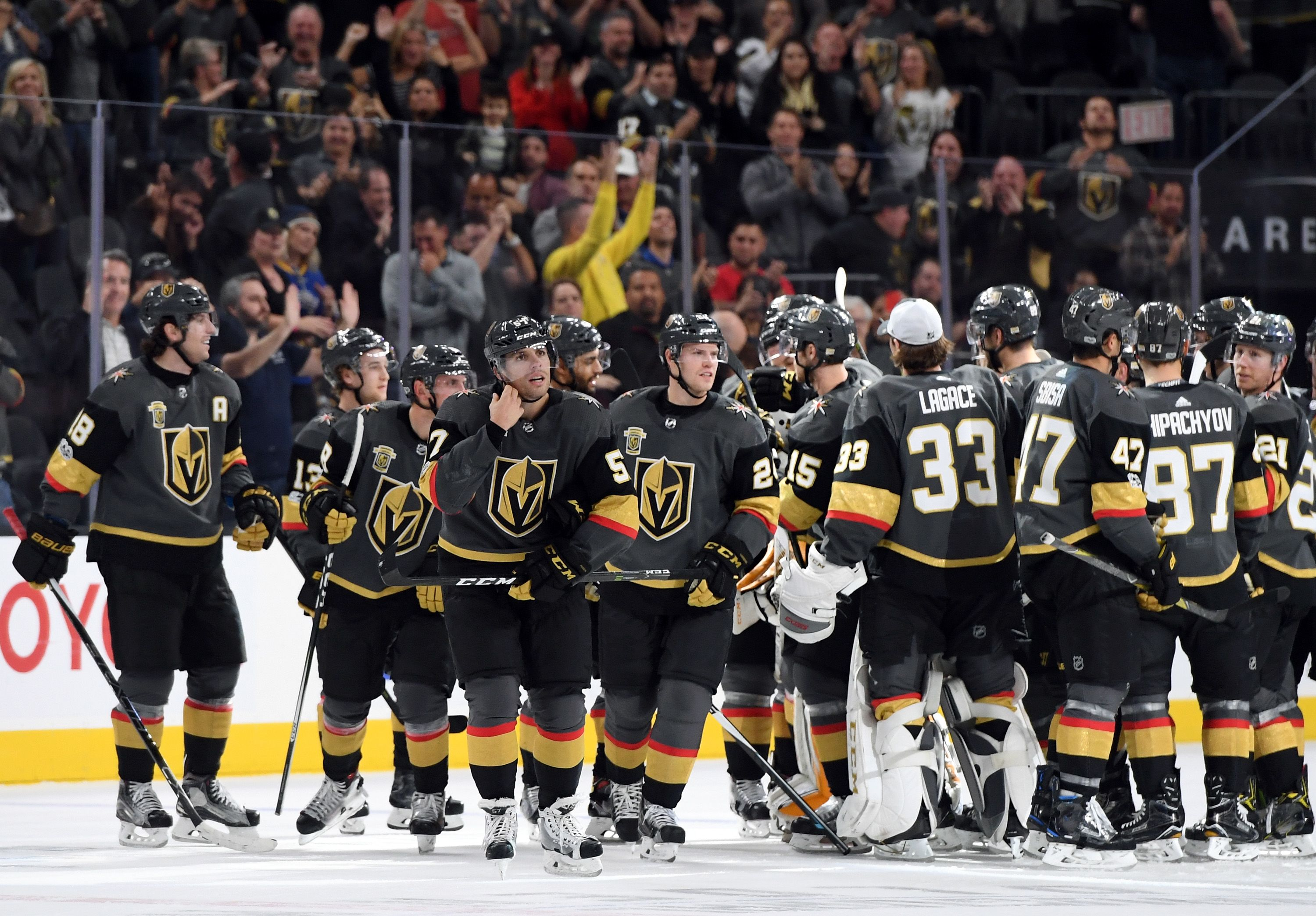 separation shoes aa070 8be97 Recap of the Vegas Golden Knights' Transactions This Off ...