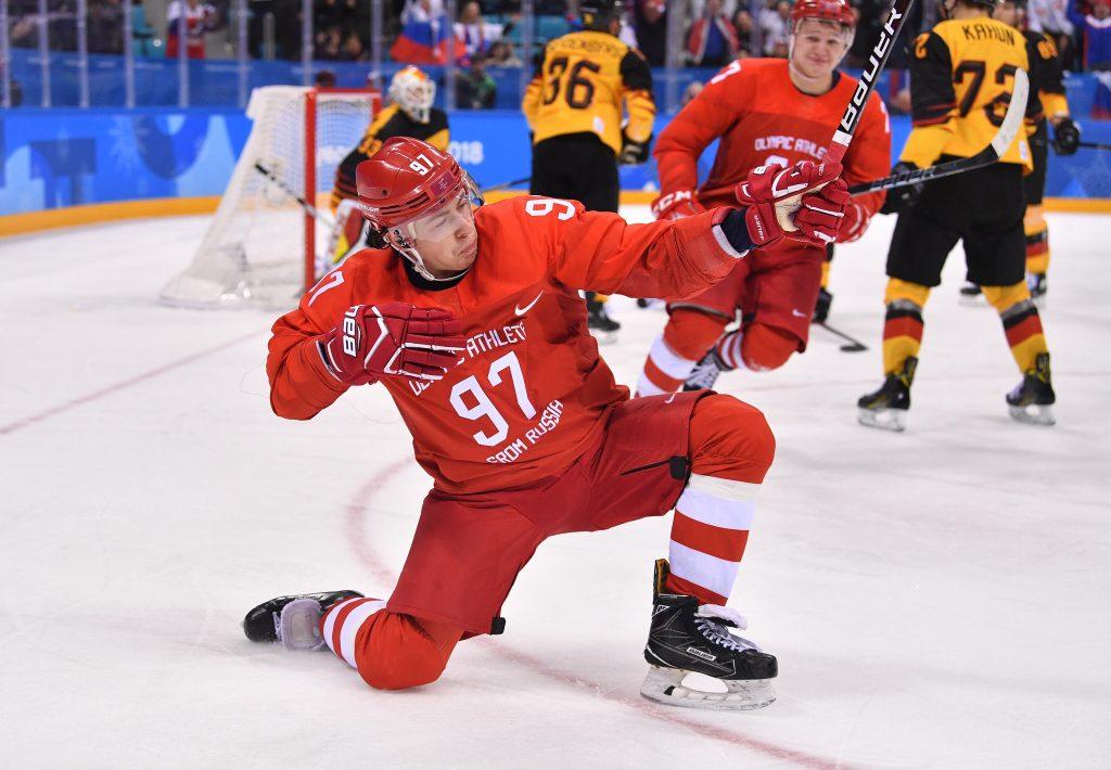 Nikita Gusev Sent Flocking to New Jersey Devils by Golden
